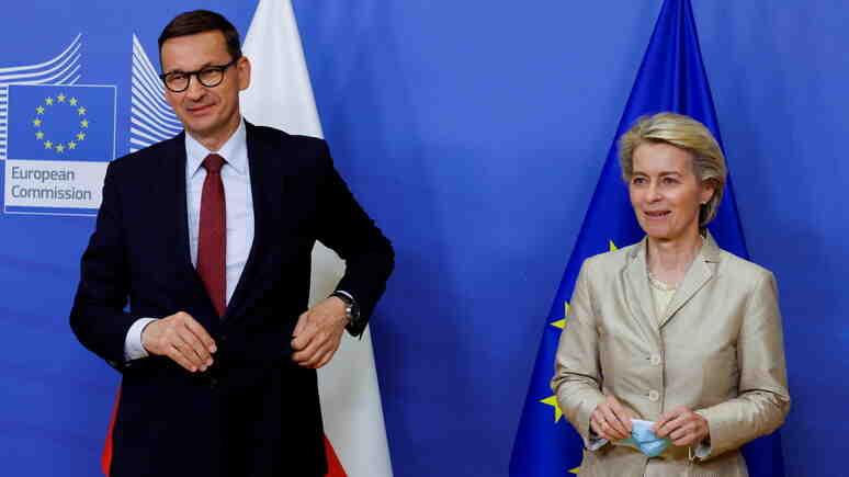 Frankfurter Allgemeine: Полша напуска ЕС?