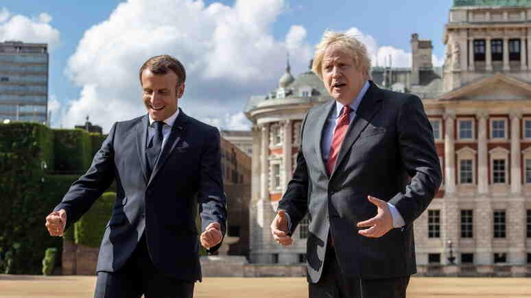 Франция: Великобритания е васал на САЩ