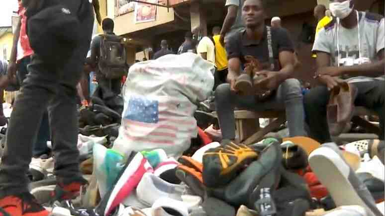 Welt: САЩ наводниха Африка с дрехи втора ръка, прикривайки се зад благотворителност