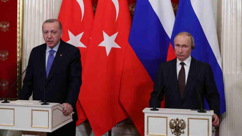 Bloomberg: Турция прехвърли допълнителни войски в Сирия на фона на предстоящата среща с Путин