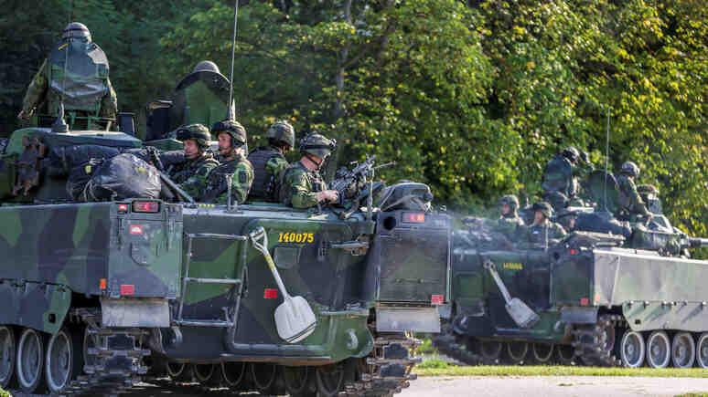 DN: Швеция подписва военно споразумение с Дания и Норвегия