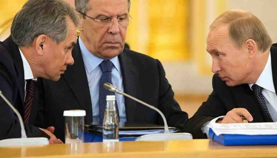"""""""Висшето ръководство на Русия се стреми към мащабна промяна"""""""