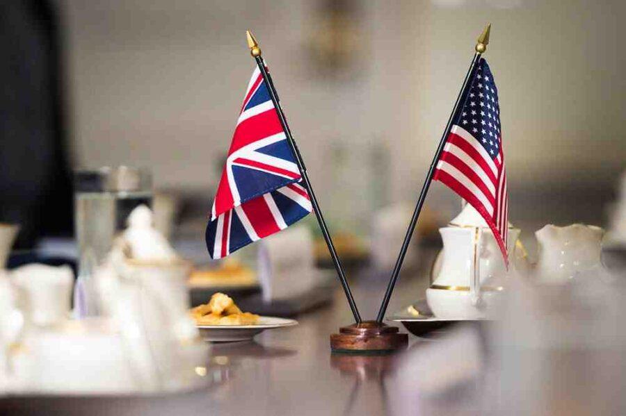 САЩ и Великобритания вероятно няма да постигнат скоро споразумение за свободна търговия