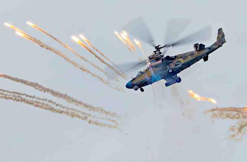 На крачка от смъртта: Руски хеликоптер успя да избегне обстрел от турски ЗРК в Сирия