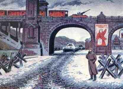 Битката за Москва, повратна точка във Втората световна война