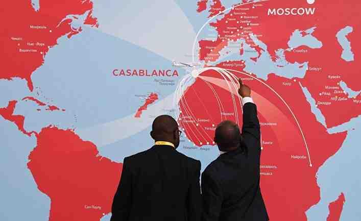 CNBC: Русия усилва влиянието си в Африка, край на доминирането на САЩ