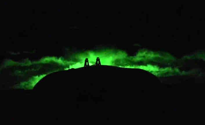"""Британците в ужас: Русия публикува спътникови снимки на """"зловещото торпедо"""" с ядрена бойна глава"""