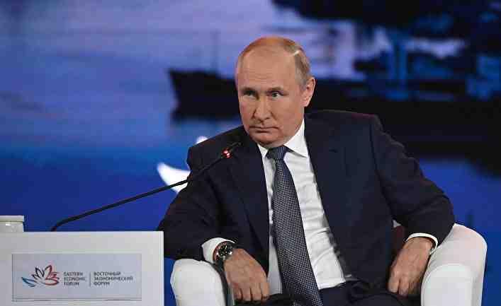"""Путин развихри истинско """"мирно настъпление"""""""