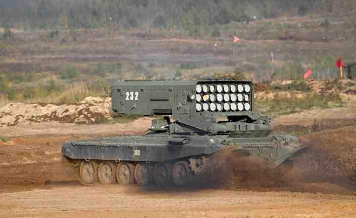 TNI: Руският огнемет на XXI век може да унищожи американските танкове