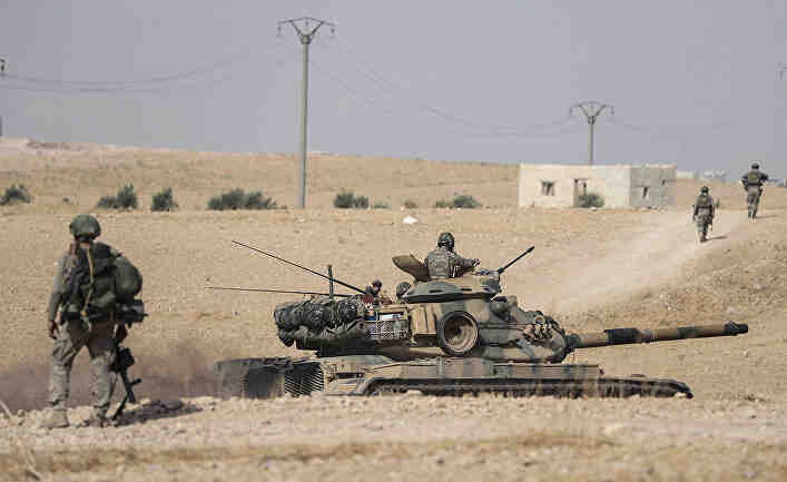 Bloomberg: Турция изпраща още войници в Сирия преди ключовата среща на Ердоган с Путин