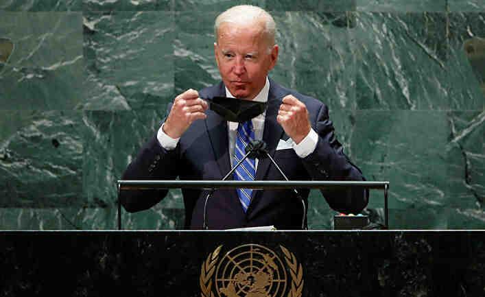 Sabah: Гълъбът на Байдън в ООН - травматична и опасна халюцинация