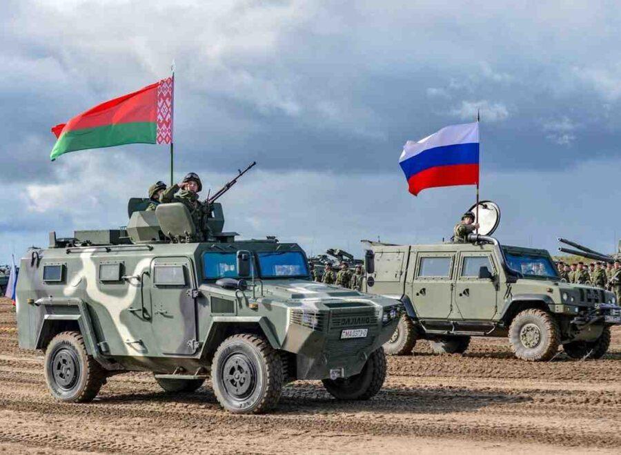 """""""Запад-2021"""" в Беларус"""