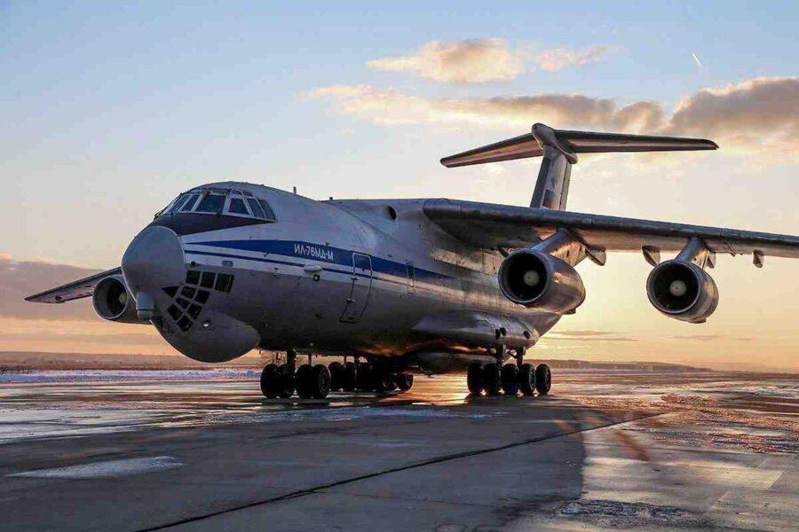 В Рязанска област ще бъдат десантирани над 30 броя БМД-4М от 15 самолета Ил-76МД