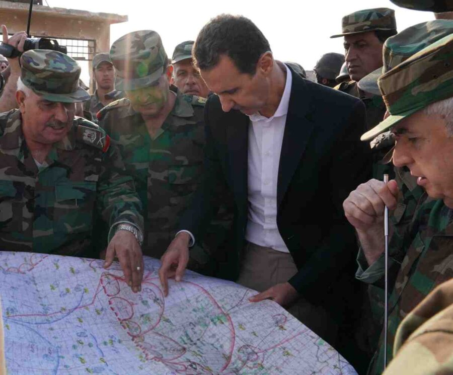 """""""Асад възнамерява да спечели пълна победа в гражданската война"""""""