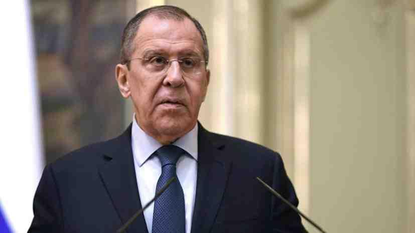 Лавров: САЩ считат, че имат право да натрапват вътрешния дневен ред на Русия