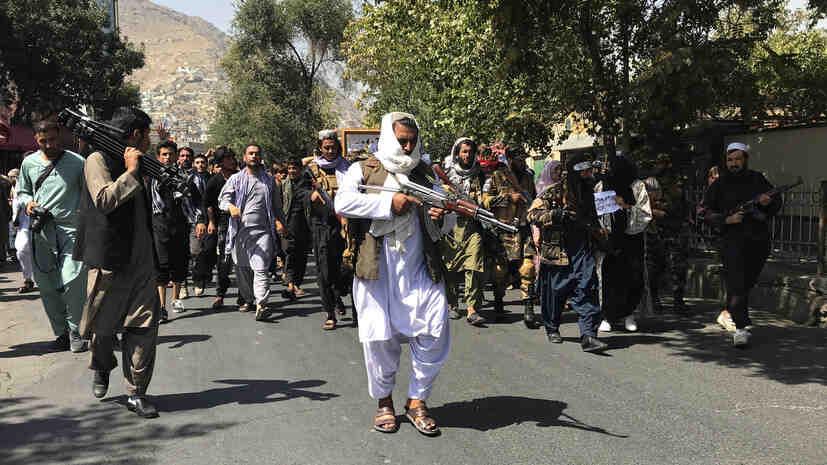 ТАСС: САЩ са обезпокоени от назначенията в правителството на Афганистан