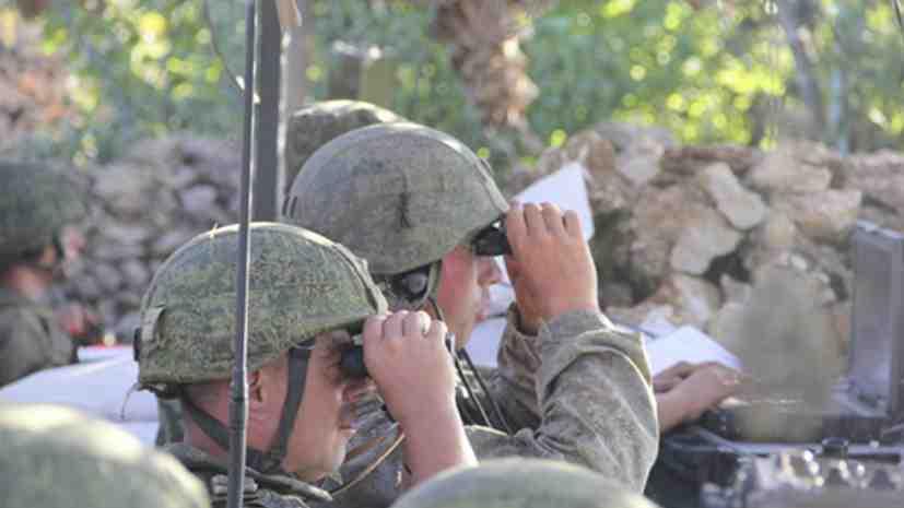 В Крим се провеждат учения с участието на 300 разузнавачи на Черноморския флот