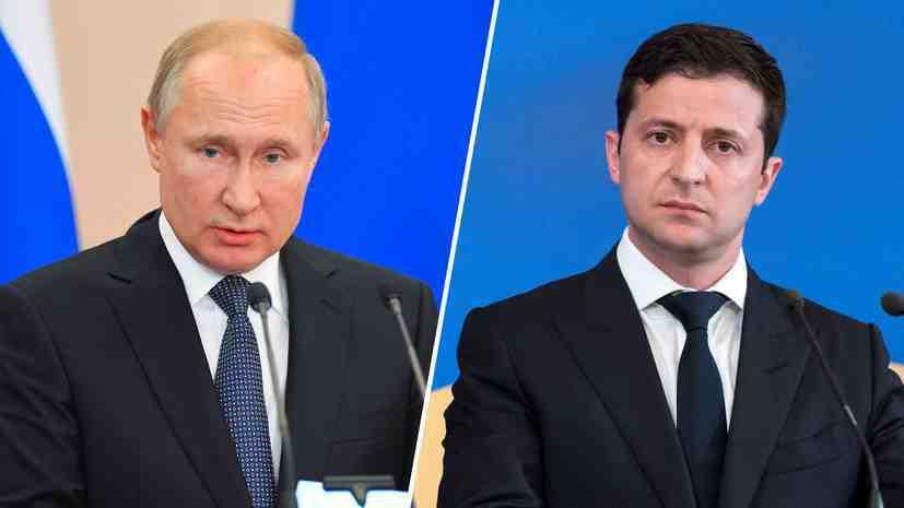 Кримски сенатор: Условието на Киев за среща между Путин и Зеленски е неприемливо