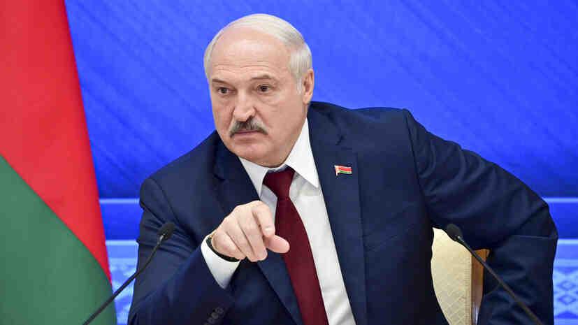 Лукашенко: Въобще не ни пука от техните сополиви хибридни атаки, няма да се предадем!