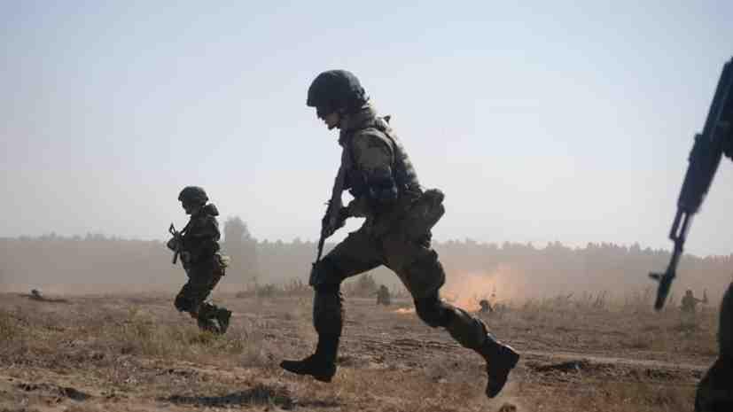 """По време на учението """"Запад-2021"""" над 350 руски и белоруски военни извършиха десант"""