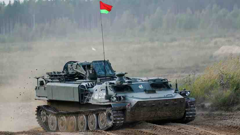 """Минск: """"Разговорът от позиция на силата с народите на Беларус, Русия и Казахстан е безполезен"""""""
