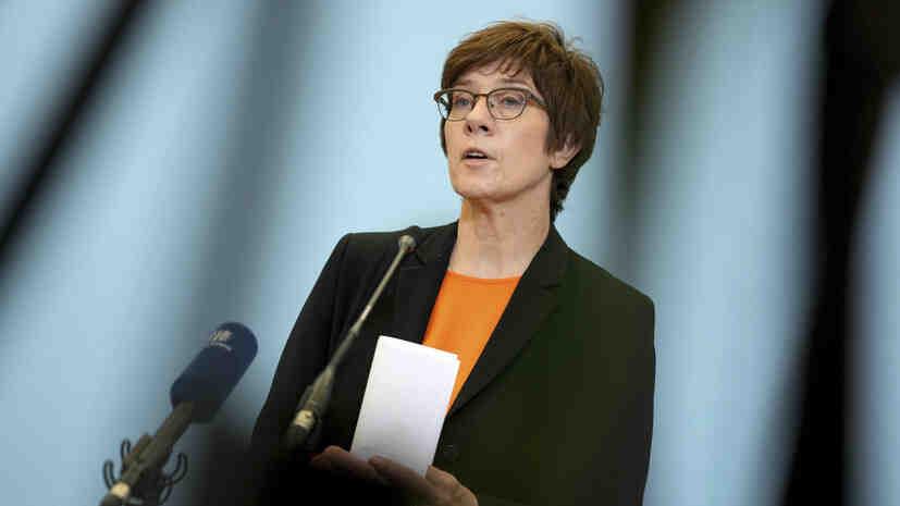 Германия: EС трябва да е по-независим от САЩ