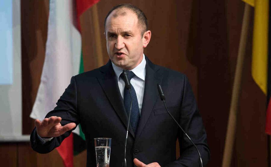 Радев: Разпускането на Народното събрание е въпрос на дни