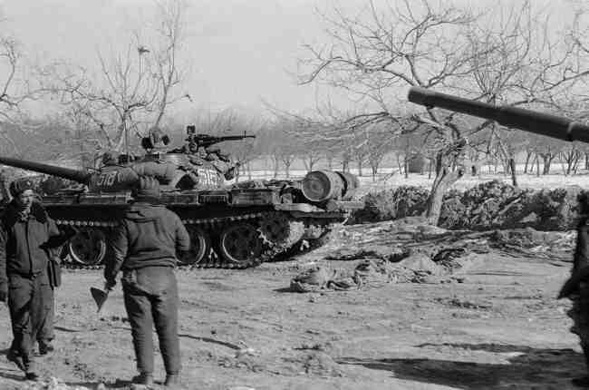 Какво застави СССР да изведе войската си от Афганистан, 3 част