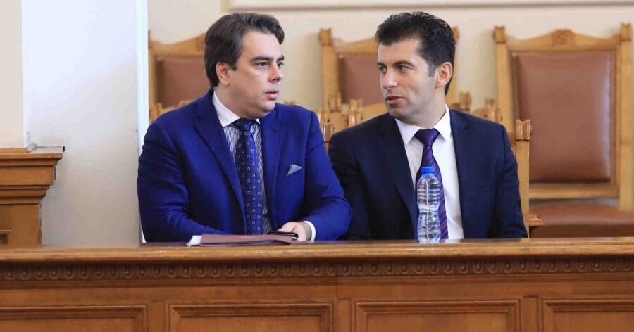 """Проектът """"Кирил и Асен"""" - US политически инженеринг"""