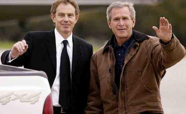 """Главните виновници за афганистанската катастрофа: Буш -младши, Блеър и """"мейнстриймските"""" СМИ"""