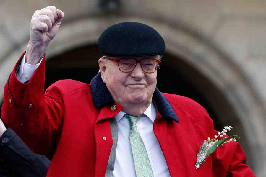 93-годишният фашист Жан-Мари Льо Пен на съд