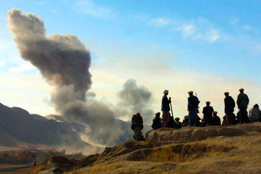 """""""Талибаните трябва да проучат опита на генералите от СССР"""""""