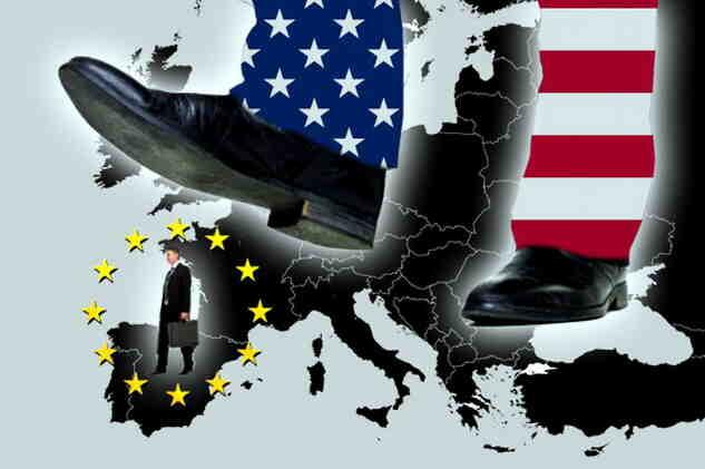 """""""Европа има избор: Или автономна сила, или треторазрядно сборище на държави"""""""