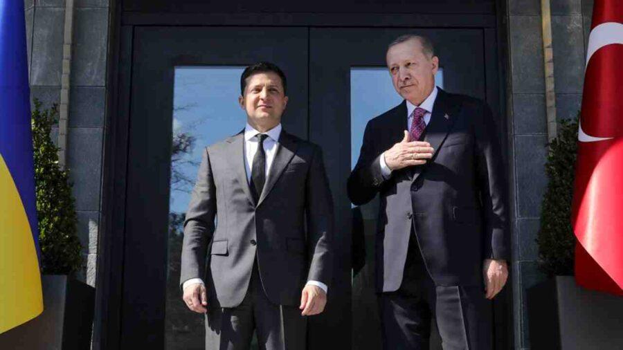 Украйна и Турция създават зона за свободна търговия