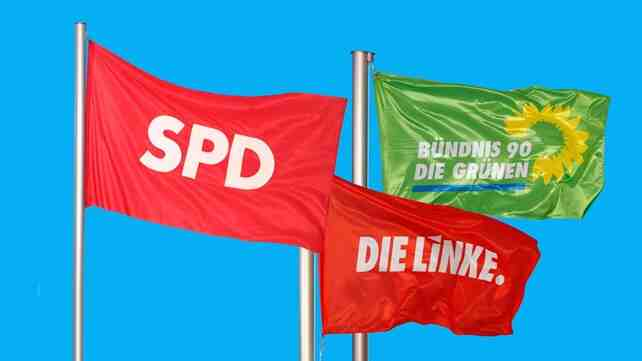 """""""Червено-зелено-червена коалиция"""": Шанс за Русия, кошмар за Запада"""
