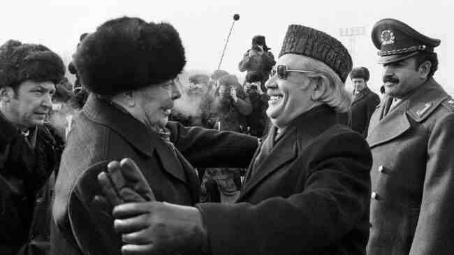 Какво застави СССР да изведе войската си от Афганистан, 1 част