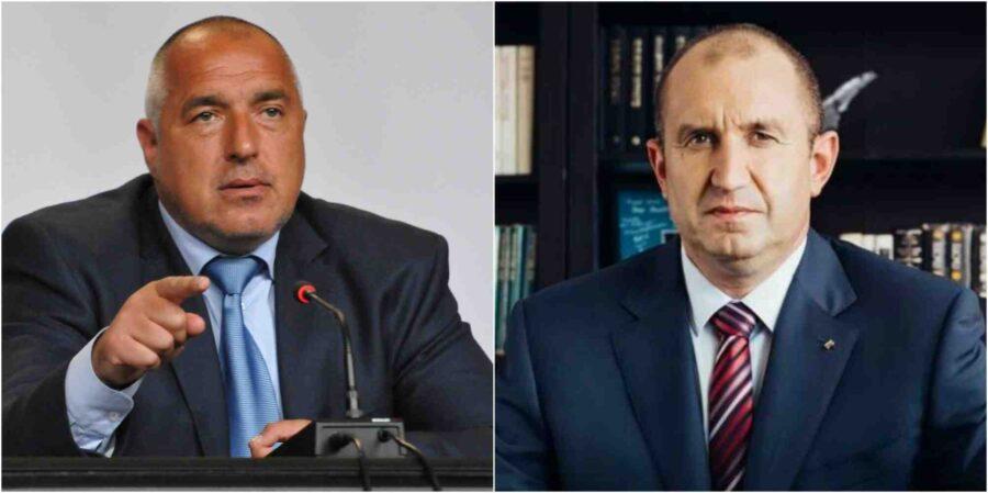 Борисов: Обединителят на нацията я потопи в омраза и хаос