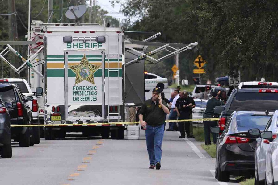 CBS: Зверско убийство във Флорида-бивш морски пехотинец застреля четирима, включително 3-месечно бебе