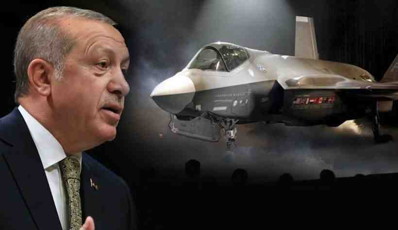 Ердоган: Турция плати на САЩ за F-35 и Patriot, но така и не ги получихме