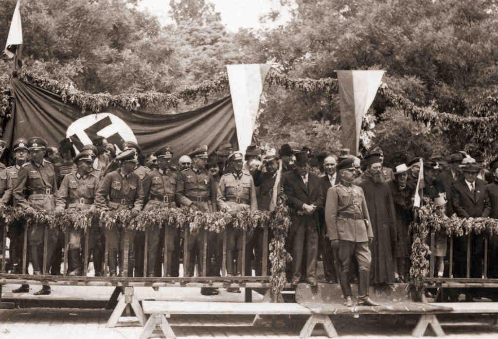 Зловещите цифри на фашизма в България
