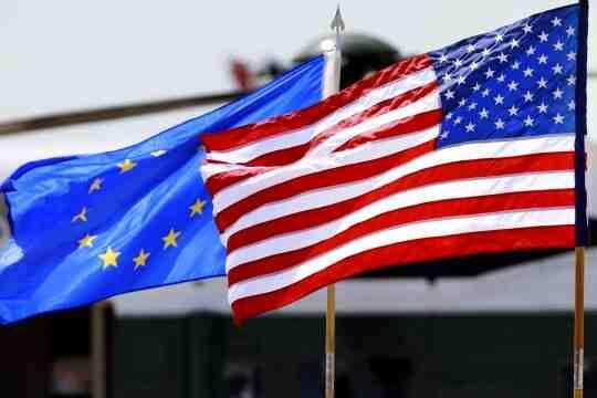 """""""ЕС ще демонстрира пред САЩ недоволството си"""""""