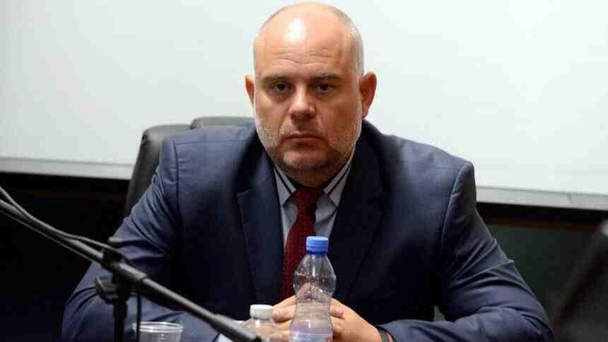 """Иван Гешев: """"Обикновено нищо, което казва Бойко Рашков, не е вярно"""""""