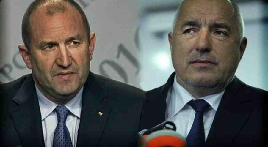 Радев: Борисов да си спази обещанието и да се кандидатира за президент