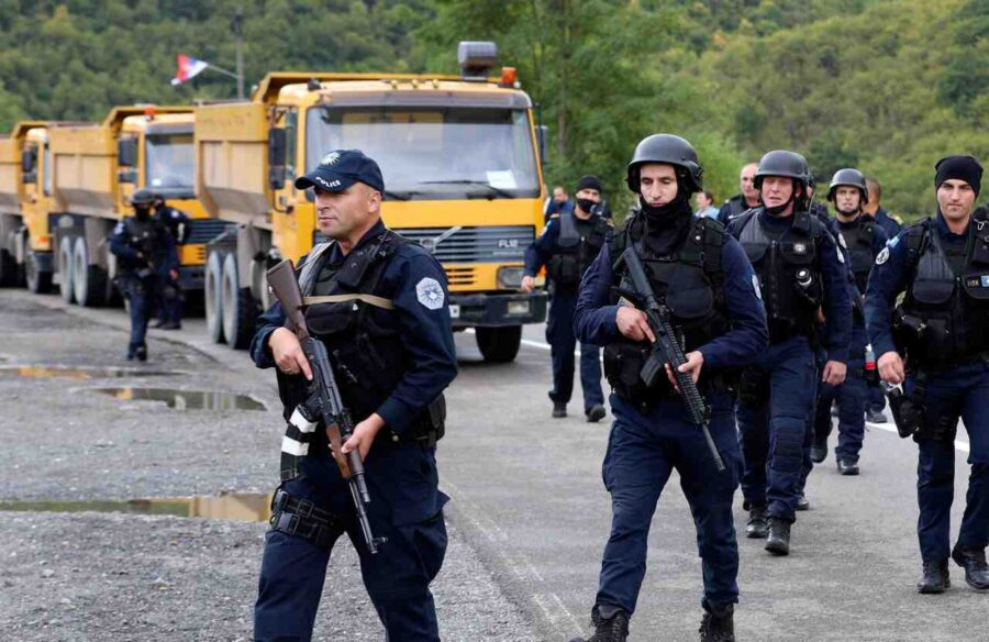 Поредно напрежение между Сърбия и Косово