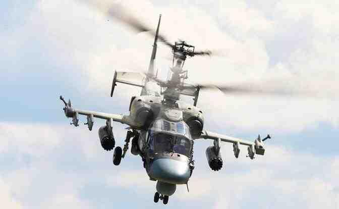 """Америка призна: Ка-52М """"Алигатор"""" е по-добър от """"Апачи"""""""