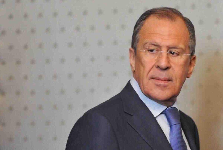 Лавров в ООН яко се пошегува с Украйна