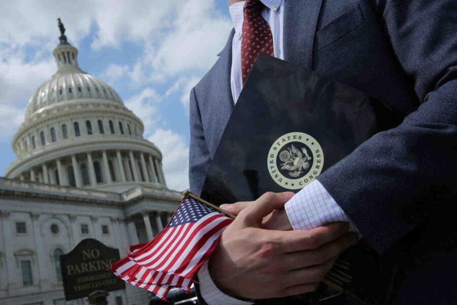 САЩ - История на икономическото насилие