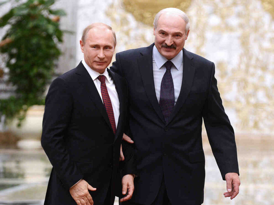 Путин-Лукашенко: Интеграция между Русия и Белурус