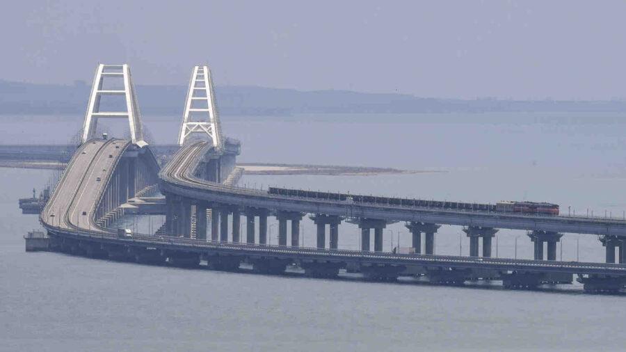 Крим реагира на плановете на Украйна да наложи санкции за Кримския мост