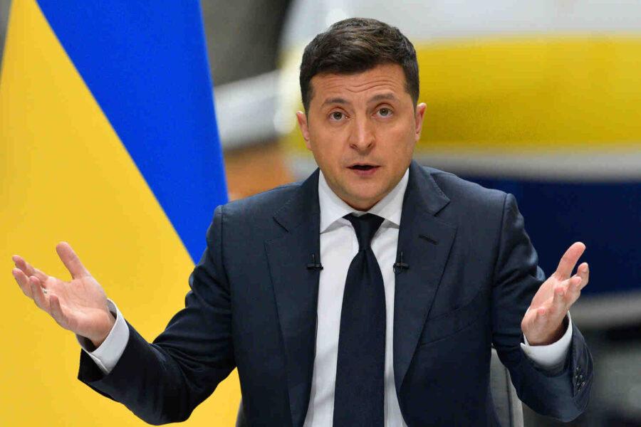 Зеленски отказа да се кандидатира за втори мандат